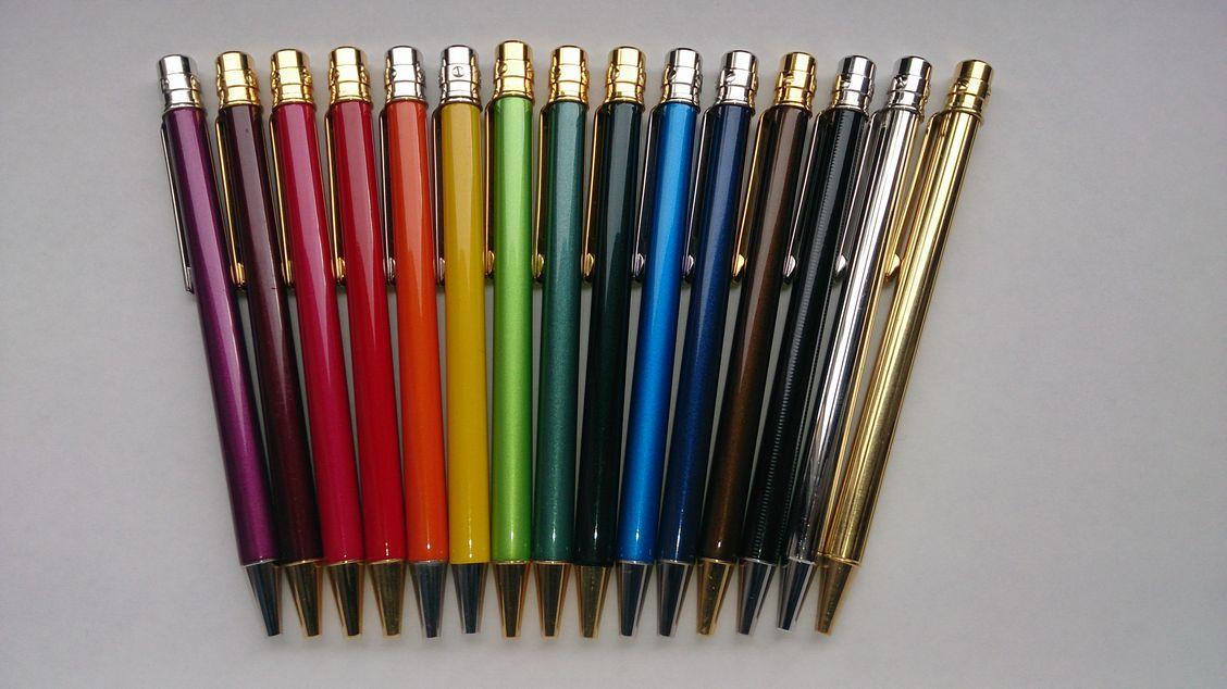 ボールペン塗装
