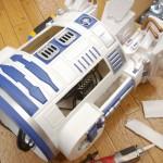 R2-D2充電ステーション③