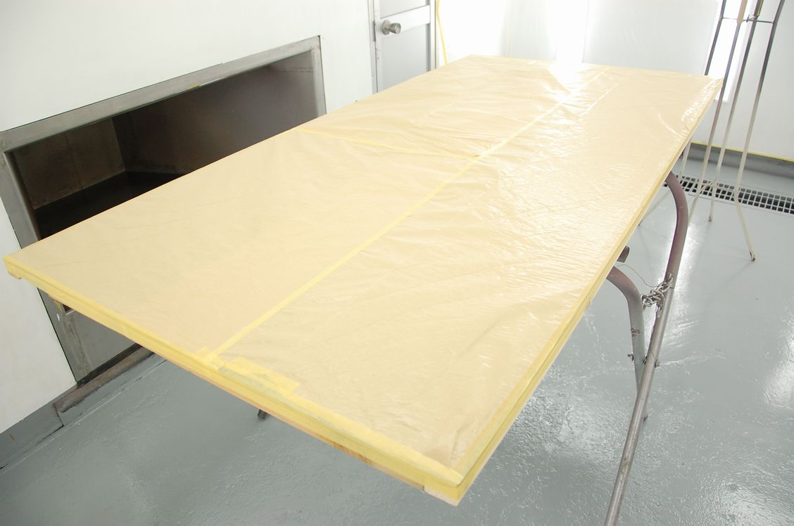 factory 5078 - 塗装台とか工場整備