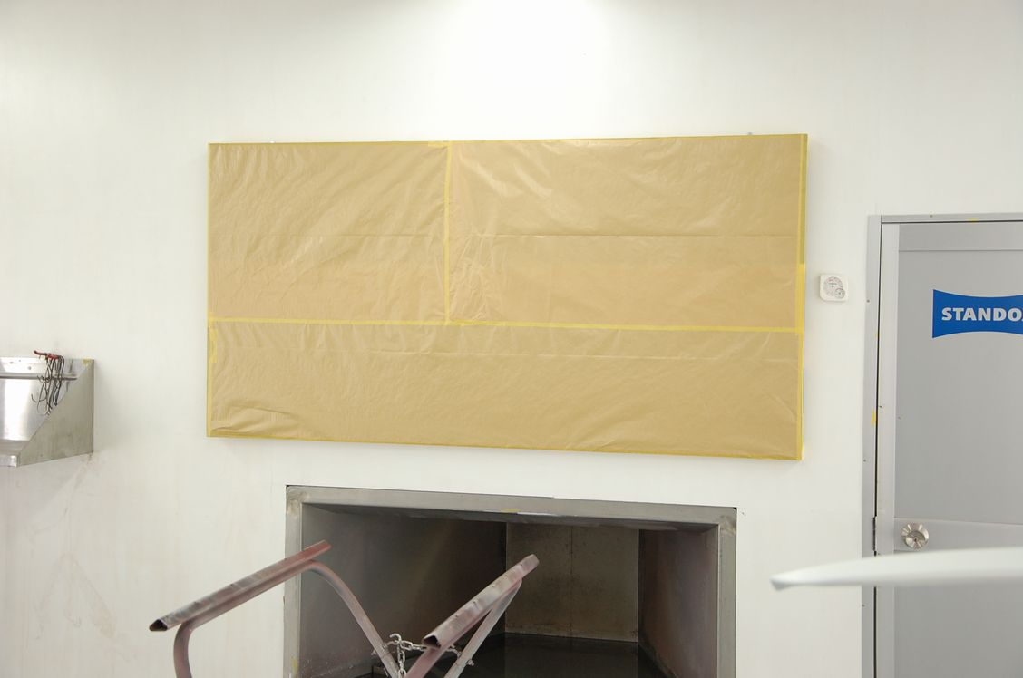 factory 5079 - 塗装台とか工場整備