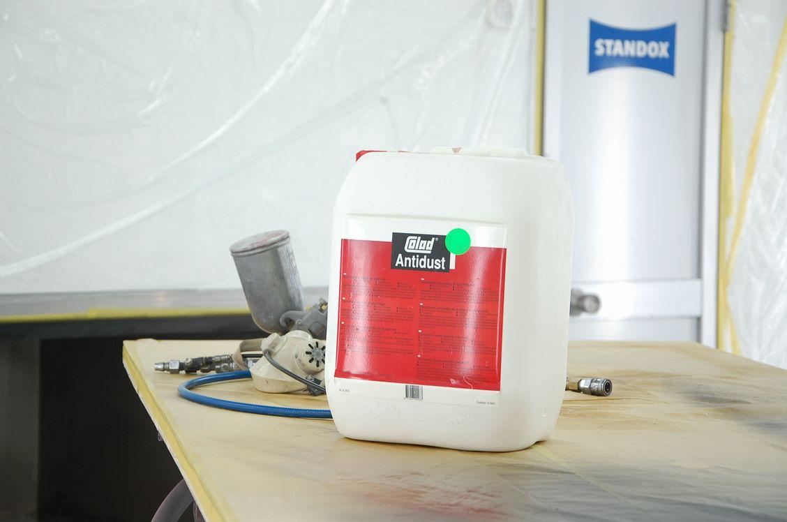 factory 5081 - 塗装台とか工場整備