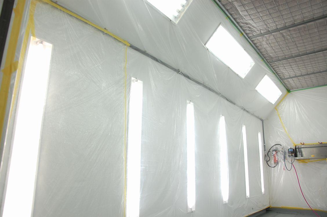 factory 5082 - 塗装台とか工場整備