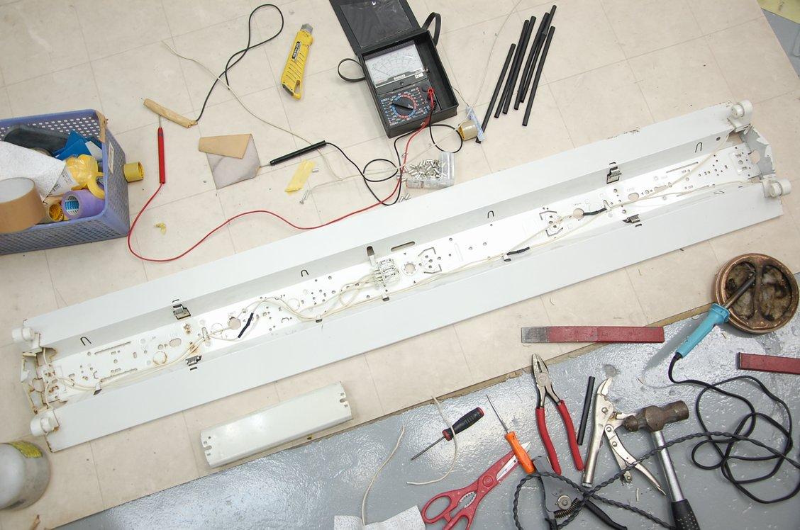 factory5096 - 40W型LED照明