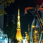 自転車で東京巡り