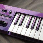 Roland MIDIキーボード塗装 完成②